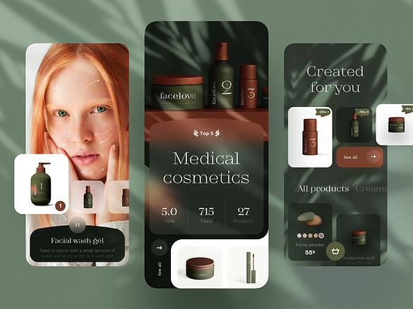 Medical Cosmetic - Mobile App