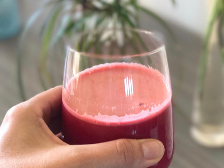 Les jus de fruits/légumes santé