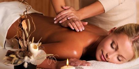 Nouveau massage bien-être