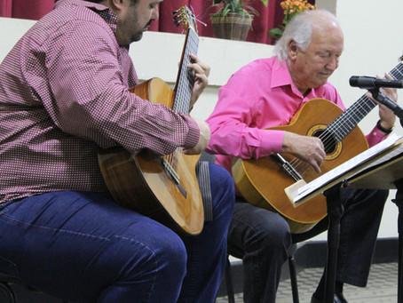 Live - Violões Artes Trio em Itapira(SP)