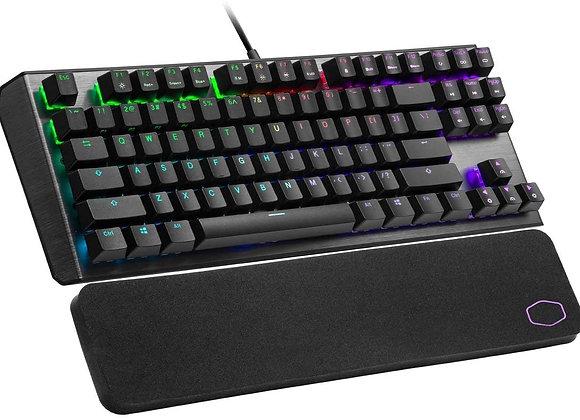CoolerMaster Keyboard CK-530-GKTM1-US CK530 V2 Gaming Mechanical Brown Switch
