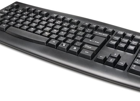 Kensington Keyboard K75231US Keyboard for Life Wireless Desktop Set