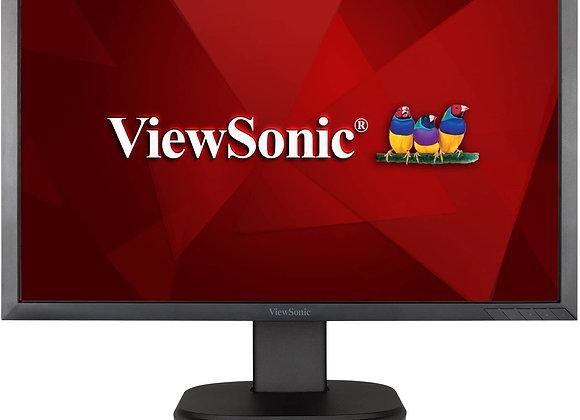 """ViewSonic LCD VG2439SMH LED Backlight 23.6"""" Full HD 20M:1 Dynamic HDMI"""