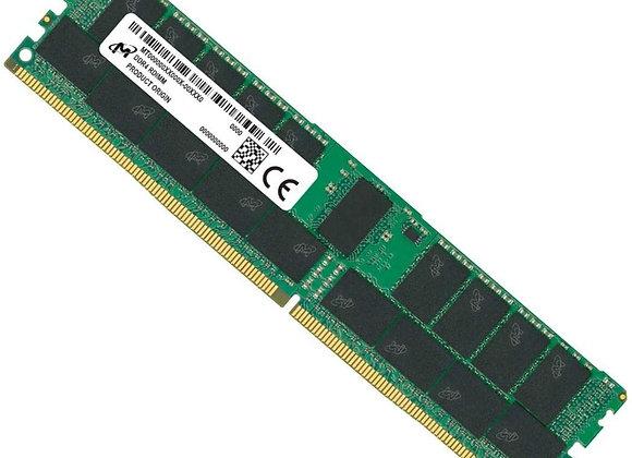 Micron Memory MTA18ASF4G72PZ-3G2E1 32GB DDR4 3200Mhz ECC RDIMM 1Rx4