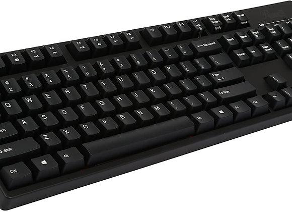 Rosewill Keyboard RK-9000V2 Mechanical Keyboard USB+PS/2 Cherry MX Blue Switch