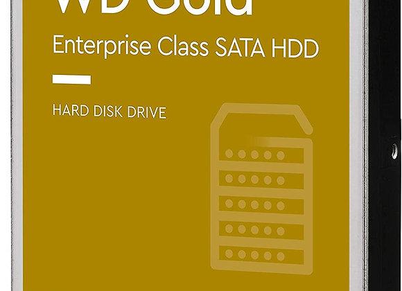 """Western Digital Hard Drive 6TB SATA 6Gb/s 7200RPM 256MB 3.5"""" WD Gold Bare"""