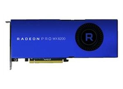 AMD Radeon Pro WX 3200 4GB GDDR5 128Bit PCI Express 4xminii-DisplayPort Retail