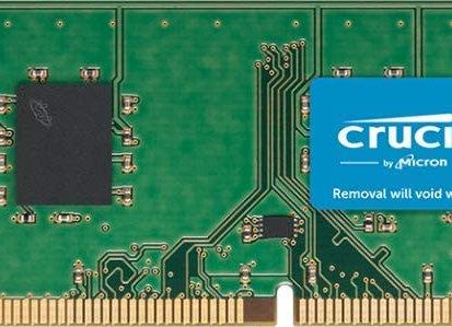 Crucial Memory CT8G4DFRA32A 8GB DDR4 3200 Unbuffered