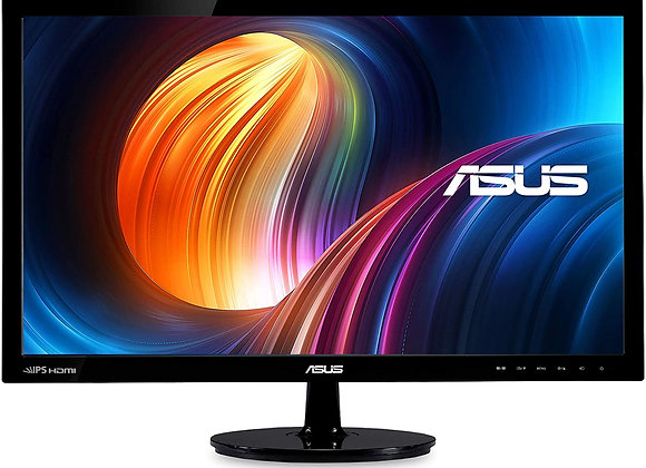 """Asus LCD LED Backlight 23"""" Wide IPS 5ms 50000000:1 HDMI/D-SUB/DVI Black"""