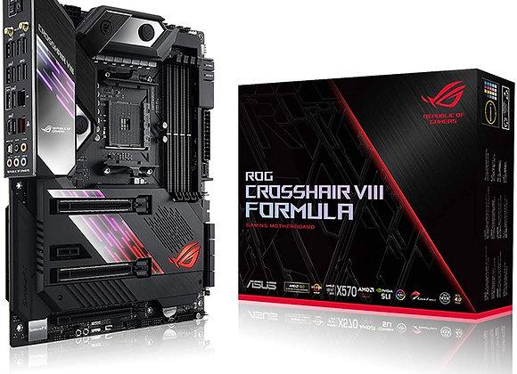 ASUS Motherboard ROG CROSSHAIR VIIIFORMULA AMD Ryzen X570 Max.128GB DDR4 ATX