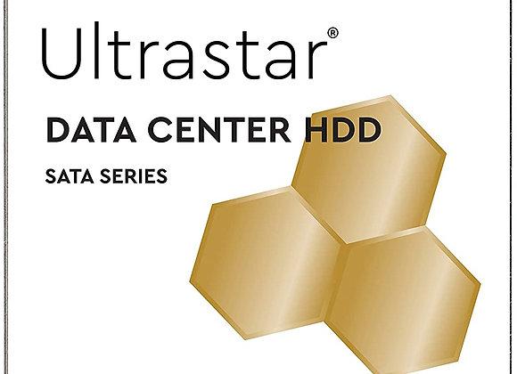 HGST 0F31284 3.5inch 14TB 7200RPM 512MB SATA 6Gb/s 512e SE Ultrastar DC HC530