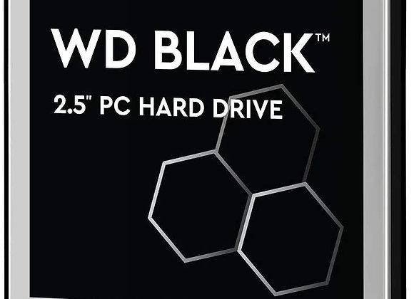 Western Digital Hard Drive WD10SPSX 1TB Mobile 64MB Cache 2.5 inch SATA Black