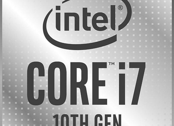 Intel CPU Core i7-10700F Box 16M Cache 2.9GHz 8Core/16Thread S1200 Retail