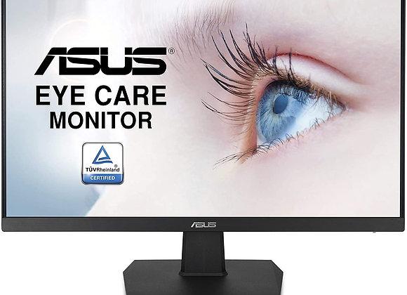 """ASUS Monitor 23.8"""" Full HD IPS 1920x1080 16:9 100000000:1 HDMI/D-Sub/DVI-D"""
