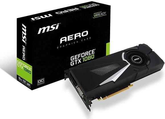 MSI Gaming GeForce GTX 1080 8GB GDDR5X SLI DirectX 12 VR Ready Graphics Card