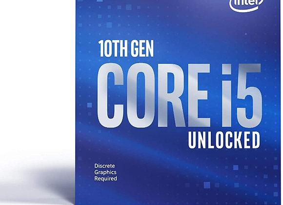 Intel BX8070110600KF Core i5-10600KF Box 12M Cache 4.1GHz 6Core/12Thread S1200