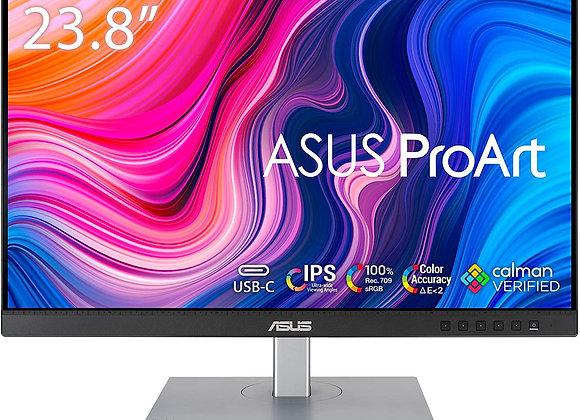 """ASUS Monitor PA247CV 23.8"""" IPS 1920x1080 16:9 5ms HDMI/Display Port"""