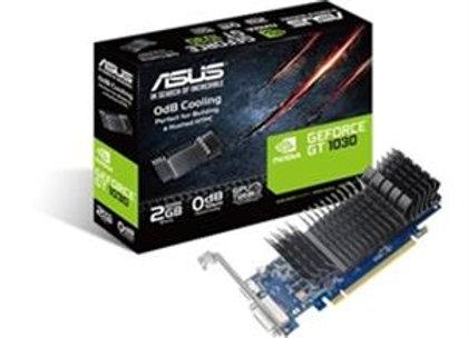 ASUS Video Card GT 1030 2GB GDDR5 64Bit PCIE 3.0 HDMI/DVID Low Profile