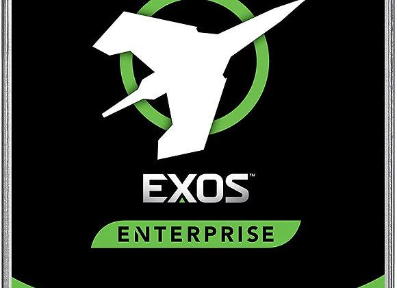 """Seagate 12TB 3.5"""" SAS 12Gb/s Enterprise 7200RPM 512e/4Kn Exos X16 Bare"""