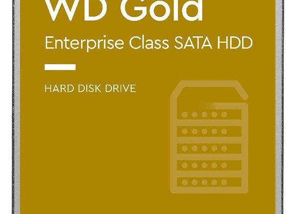 """Western Digital Hard Drive 8TB SATA 6Gb/s 7200RPM 256MB 3.5"""" WD Gold Bare"""