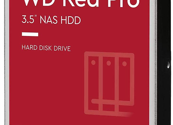 """Western Digital Hard Drive WD181KFGX 18TB 3.5"""" 7200rpm SATA 6Gb/s WD Red Pro"""