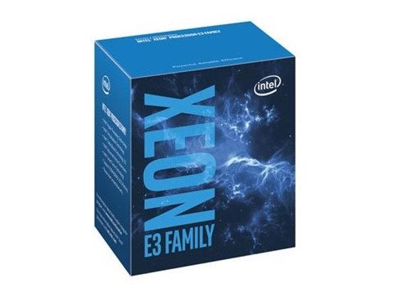 Intel CPU Xeon E3-1225v6 3.30GHz 8MB 4 Cores 4 Threads FCLGA1151 Box Retail