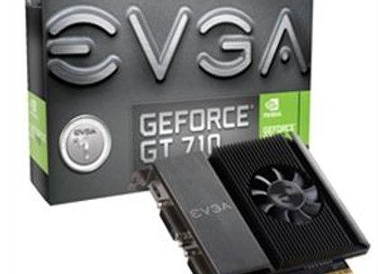 EVGA VCX GeForce GT 710 2GB DDR3 64Bit PCI Express DVI-D/DVI-I/miniHDMI