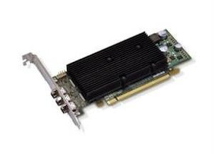 Matrox Low Profile PCI Express x16 Display Port With 1GB Of Memory Brown Box