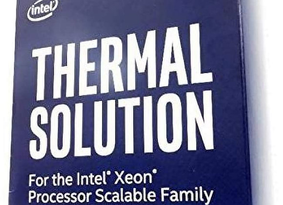 Intel CPU Fan Thermal Solution Heat-sink Combo with Removable Fan for 2/3/4UCS