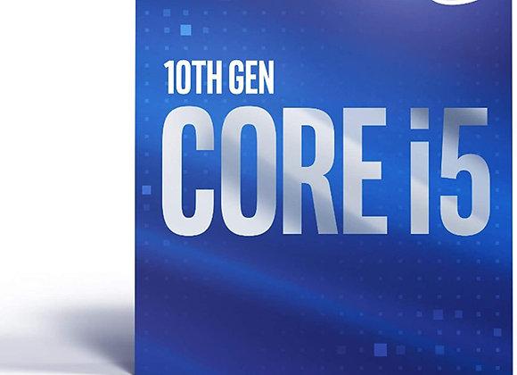 Intel CPU Core i5-10500 Box 12MB Cache 3.1GHz 6Core/12Thread FCLGA1200 Retail