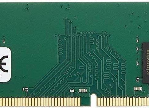 Kingston Memory KVR32N22S6/8 8GB 3200MHz DDR4 Non-ECC CL22 DIMM 1Rx16