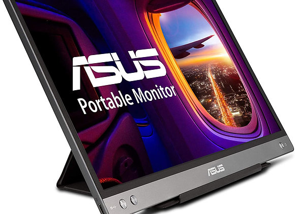 "ASUS Monitor MB14AC 14"" Full HD IPS 1920x1080 16:9 700:1 5ms USB Type-C"