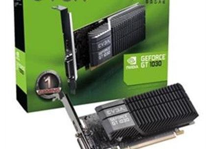 EVGA Video Card 6332 GT 1030 2GB GDDR5 PCI Express DVI-D Single Slot Retail