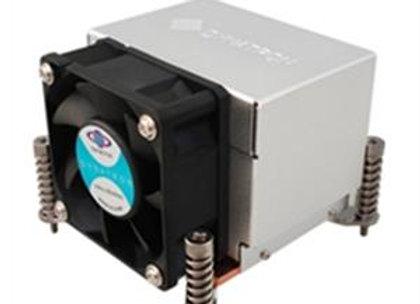 Dynatron CPU Cooler K666 2U LGA1156/1155 Aluminum Heatsink/ Fan Retail