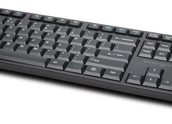 Kensington Keyboard K75229US Pro Fit USB Spill-Proof Wireless Keyboard