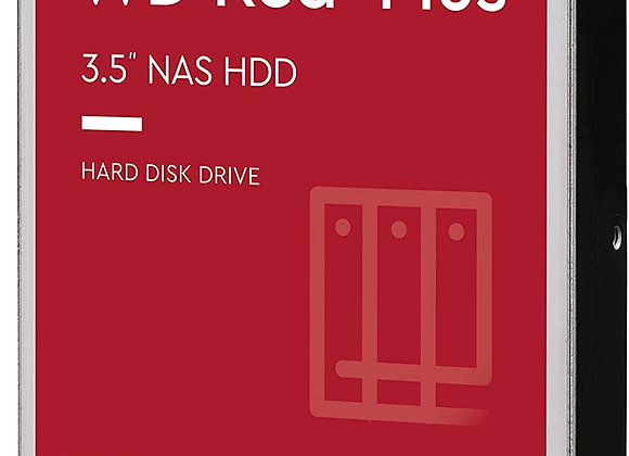 "Western Digital Hard Drive WD40EFZX 4TB 3.5"" SATA WD Red Plus"