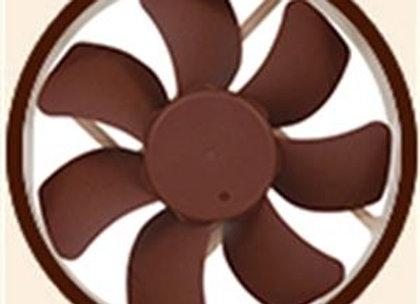 Noctua Fan FLX 92x92x25mm 4Pin SSO2 Bearing A-Series Blade Geometry Retail