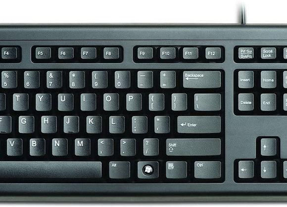 Kensington Keyboard K64370A Wired USB Spill-proof Keyboard