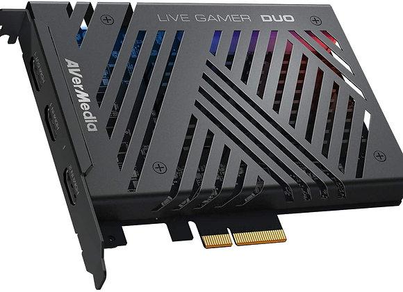 AVerMedia Accessory GC570D LIVE GAMER DUO Dual Full HD video capture card