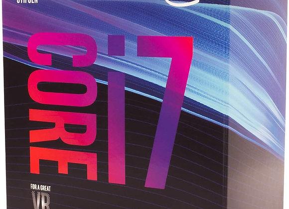 Intel Core i7-8700 Desktop Processor 6 Cores up to 4.6 GHz LGA 1151 300 Series