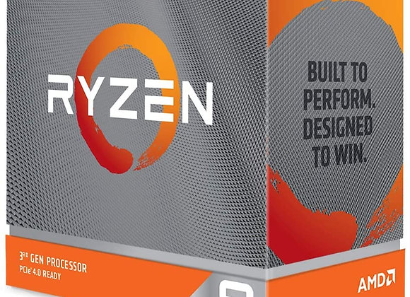 AMD CPU 100-100000277WOF Ryzen 9 3900XT Retail