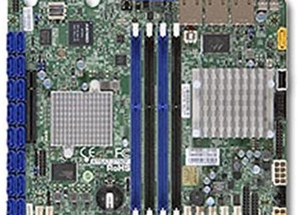 Supermicro Motherboard Proprietary DDR3 1600 A1SA7-2750F-O