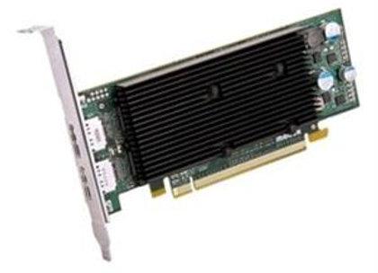 Matrox Video Card 1GB PCI-Express x16 Low Profile Dual Head Display Port