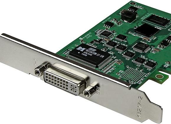 StarTech.com PCIe Video Capture Card-1080P-HDMI,VGA,DVI,Component - Capture Card