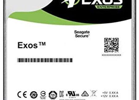 """Seagate Hard Drive 16TB 7200RPM 256MB SAS 12Gb/s 3.5"""" 512e/4Kn Bare"""