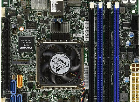 Supermicro MBD-X10SDV-TLN4F-O Xeon D-1540 FCBGA1667 PCI-Express SATA Mini-ITX