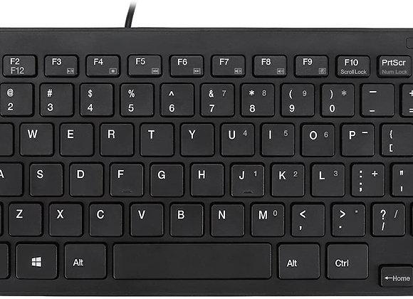 Adesso Keyboard AKB-111UB USB SlimTouch Mini Keyboard