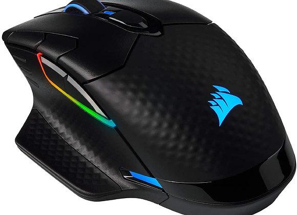 Corsair Mouse CH-9315511-NA DARK CORE RGB PRO SE Wireless Black Backlit RGB