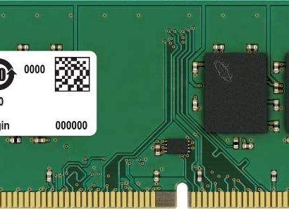 Crucial Memory CT16G4DFRA266 16GB DDR4 2666Mhz UDIMM