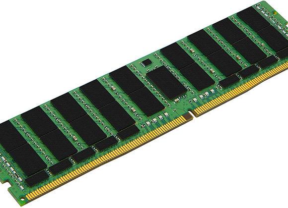 Kingston Memory KSM26RS4/32MEI 32GB 2666MHz DDR4 ECC Reg CL19 DIMM 1Rx4 Micron